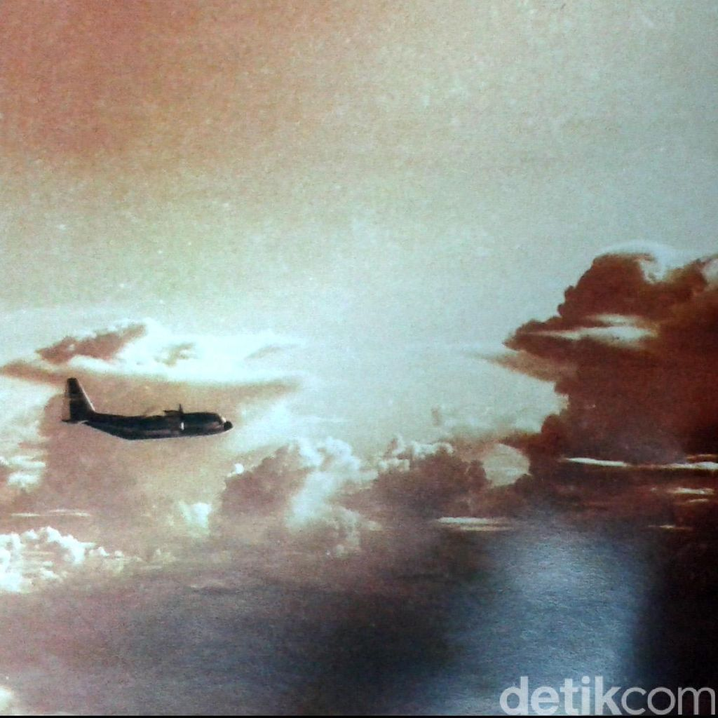 Perjalanan Bersejarah Hercules Melintasi Dunia Sampai ke Indonesia