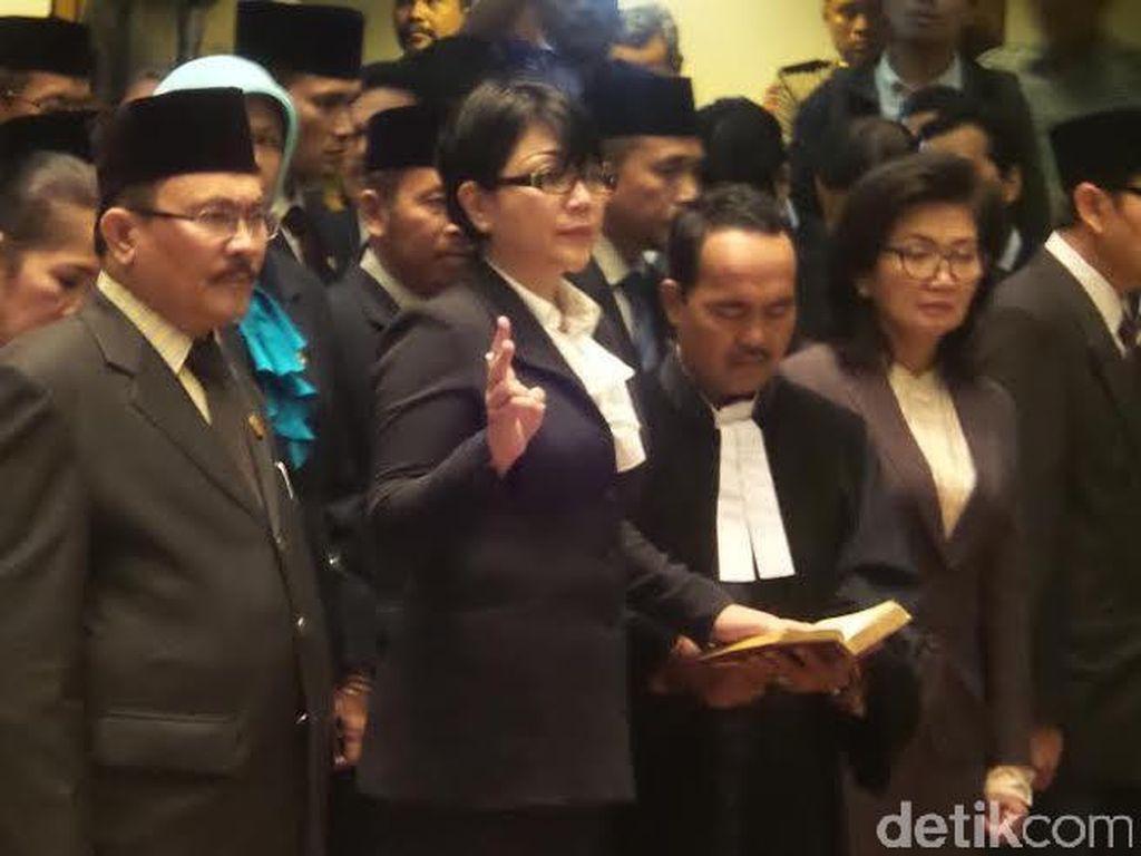 Lurah Susan Naik Jabatan Jadi Sekretaris Kadis UMKM