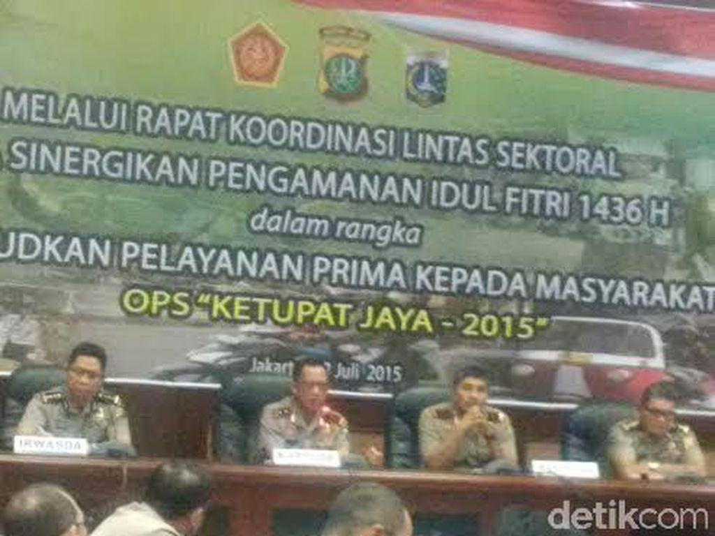 TNI AL Siapkan 2 Kapal untuk Angkut Pemudik Bermotor ke Semarang-Surabaya