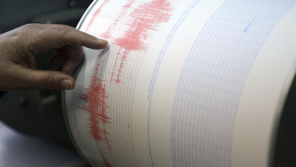 Gempa 5,4 SR Terjadi di Jayapura, Tak Berpotensi Tsunami