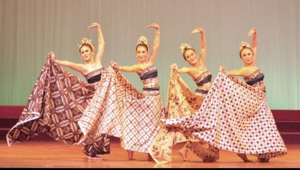 Seni Tari dan Musik Yogyakarta Memukau Masyarakat Shanghai