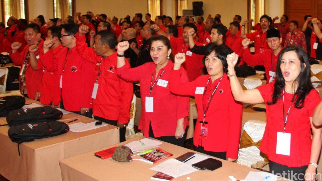 Usung Dicky-Dony, PDIP Siap Menangkan Pilkada Bandung