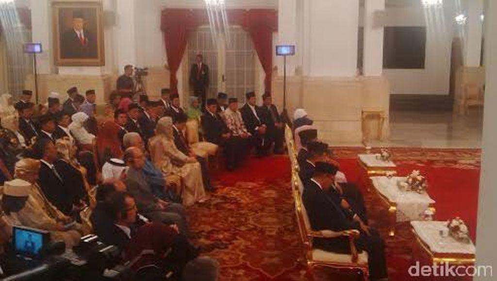 Peringatan Nuzulul Quran Digelar di Istana Negara