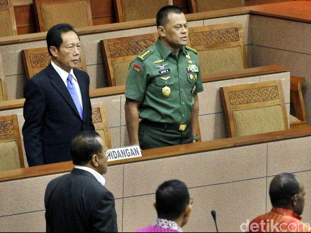 Jokowi Lantik Panglima TNI dan KaBIN Besok
