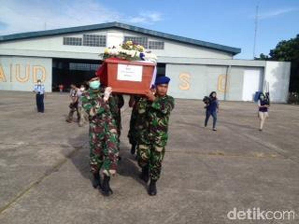 97 Keluarga Korban Hercules Serahkan Data Ante Mortem