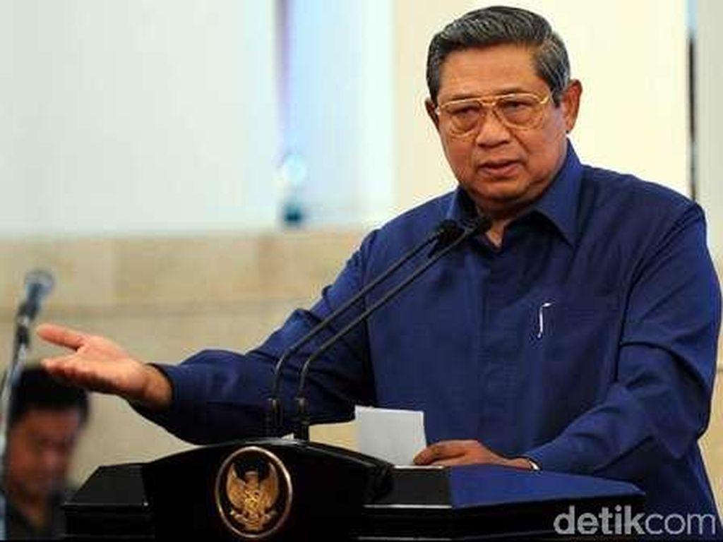 SBY: Kalau PD Diganggu, Itu Karena Berpeluang Menang di Pemilu 2019
