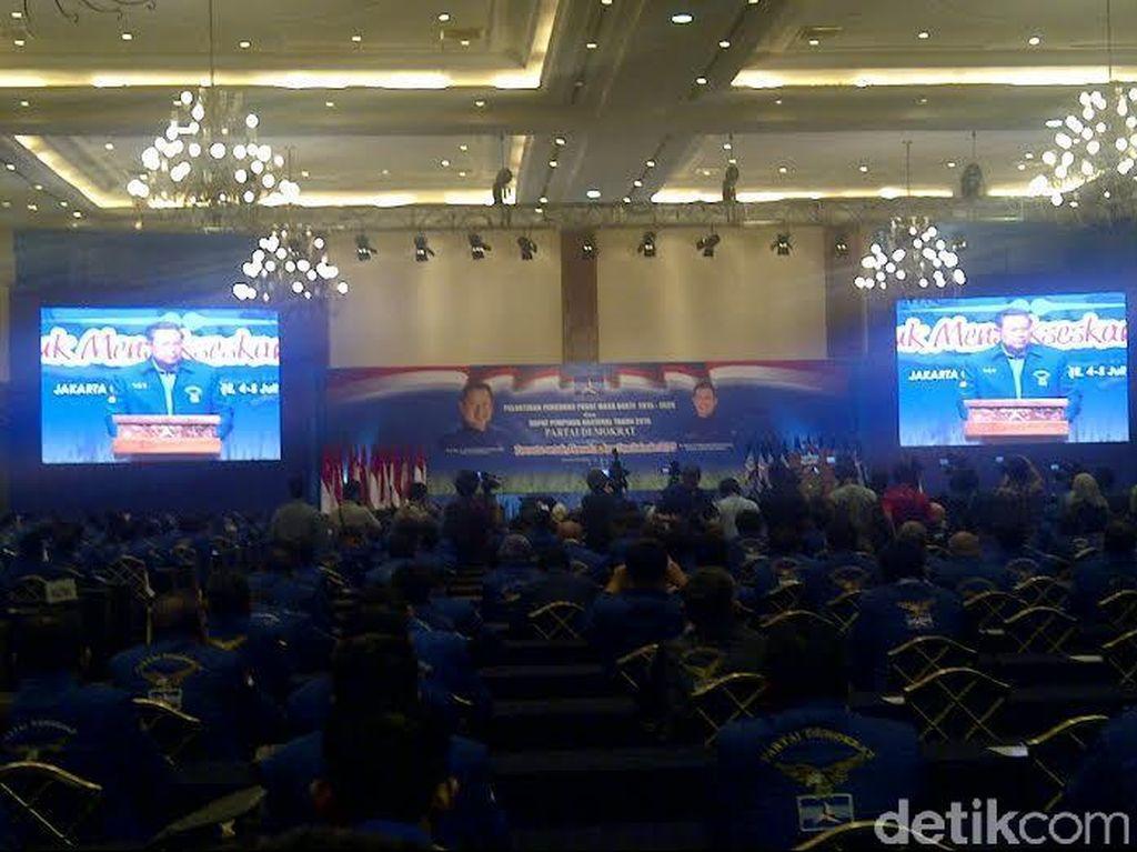 SBY Minta Kader PD Kritik Pemerintah dengan Bahasa yang Baik