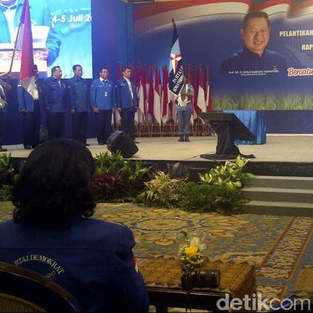 SBY: Pasti Ada yang <i>Nyinyir</i> dengan Kepengurusan Baru PD