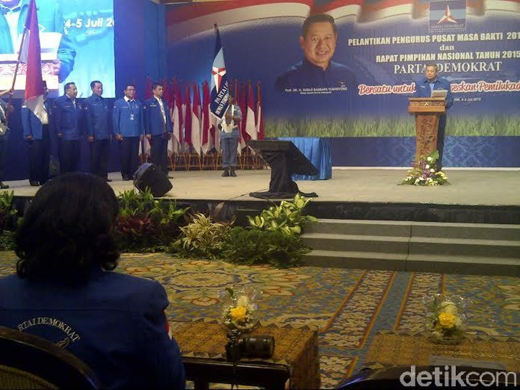 Marzuki Alie Tak Masuk Kepengurusan PD, Ruhut: Harusnya Dia Bersyukur