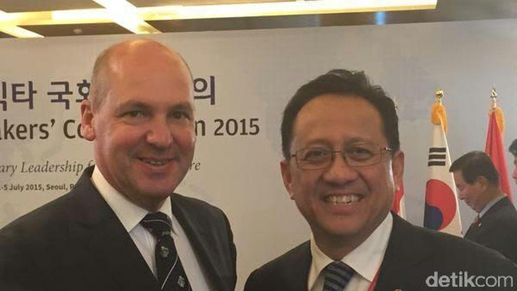 Di Forum MIKTA, Indonesia-Australia Dorong Kerjasama Ekonomi dan Politik