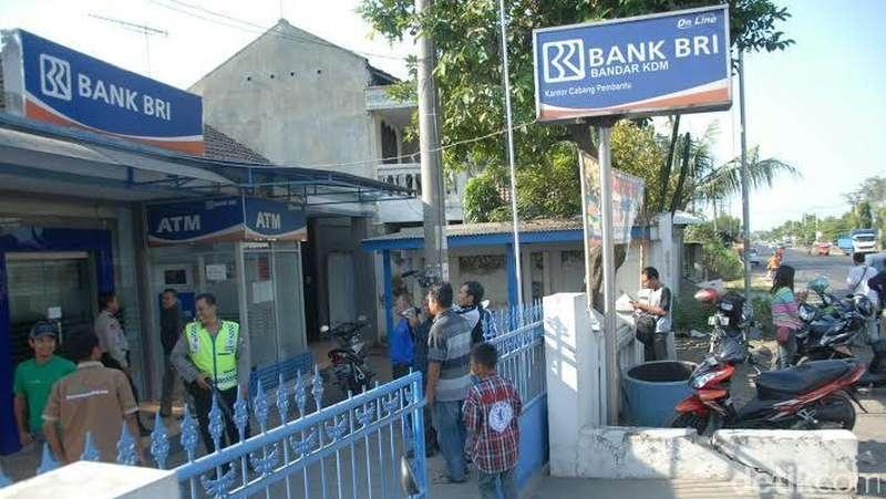 Upaya Pembobolan Mesin ATM BRI Digagalkan Polisi