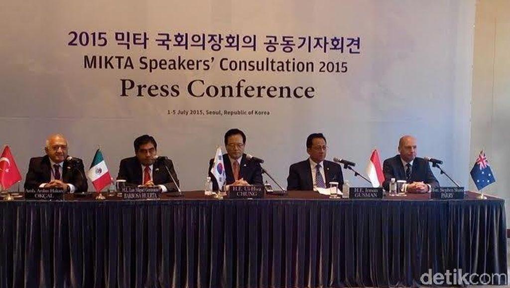 Forum Konsultasi MIKTA: Indonesia Dorong Kerjasama di Tingkat Provinsi