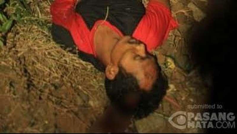 Mayat Pria Ditemukan di Pinggil Rel Kereta Depan LP Cipinang