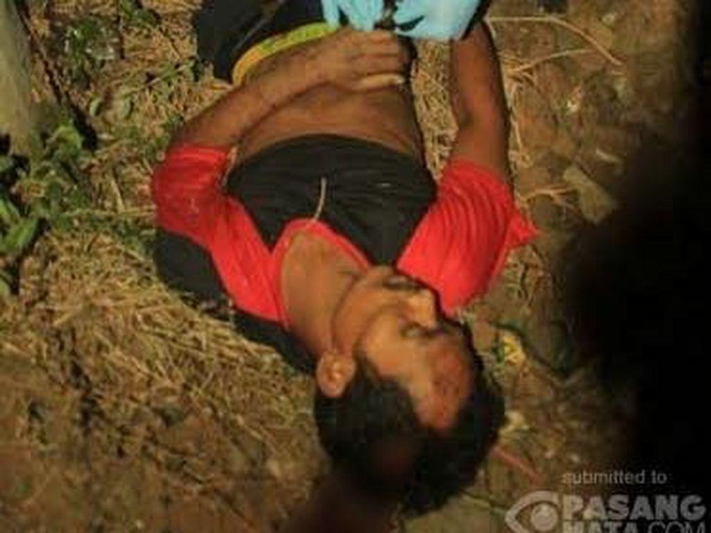 Mayat Pria Ditemukan di Pinggir Rel Kereta Depan LP Cipinang