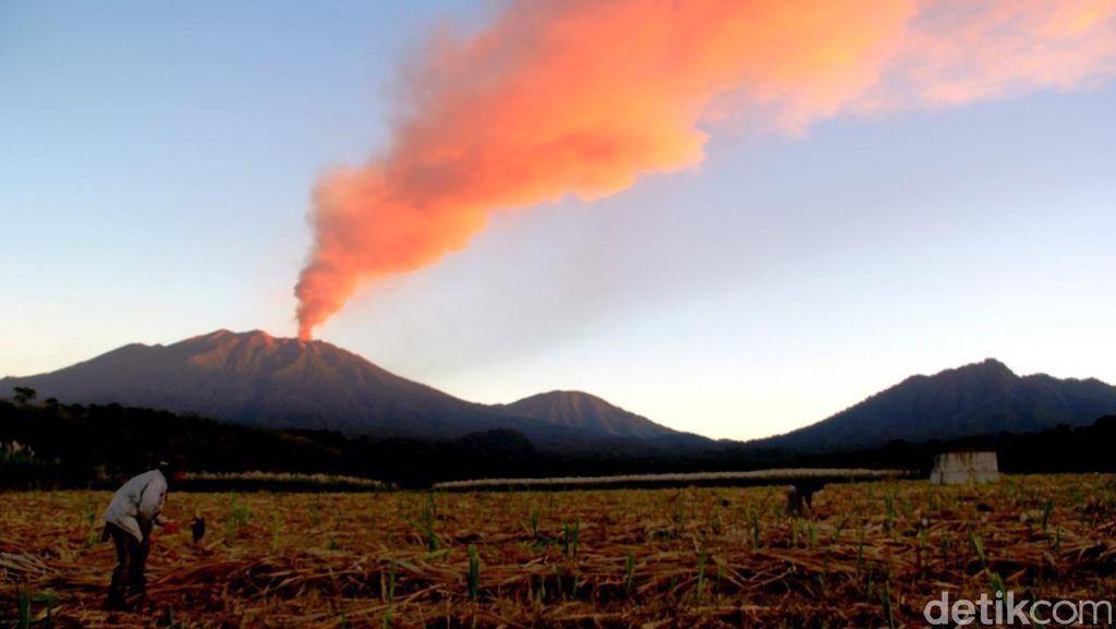 Gunung Raung Meletus, AirAsia dari dan ke Bali Beroperasi Normal