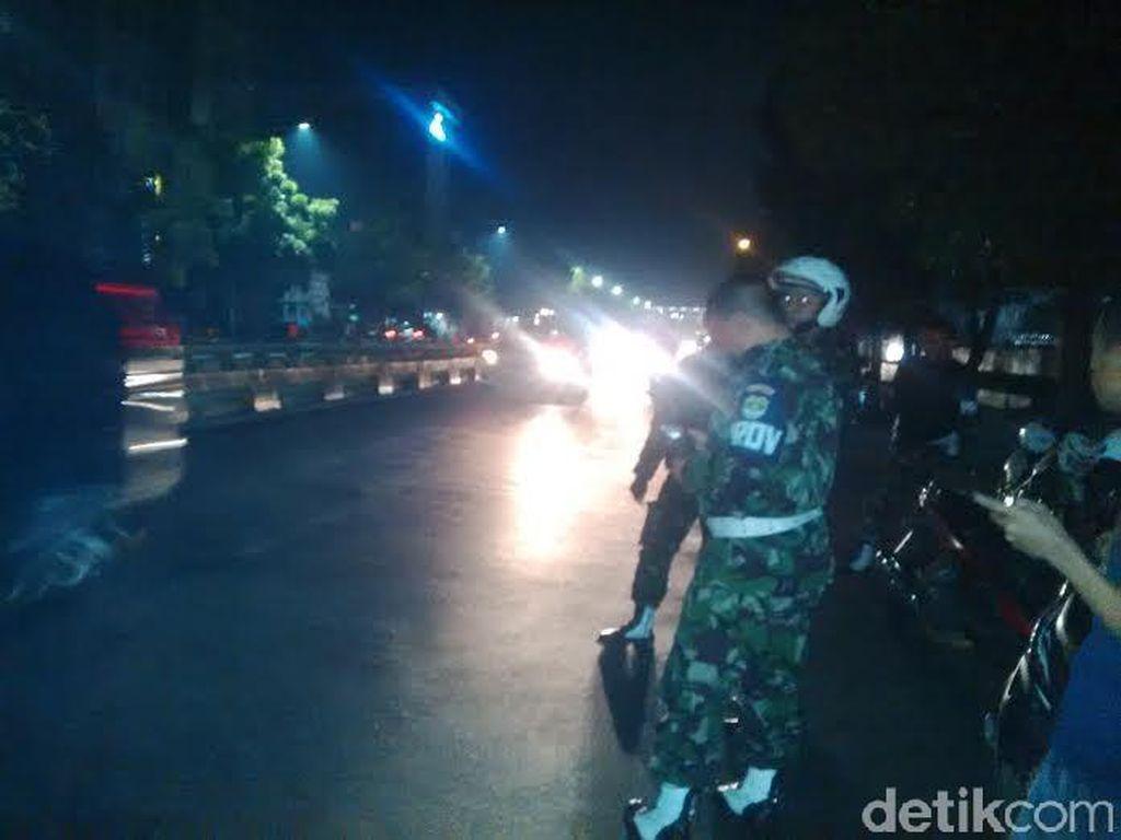 Dipicu Saling Ledek, ABG Mabuk Tawuran Saat SOTR di Mampang