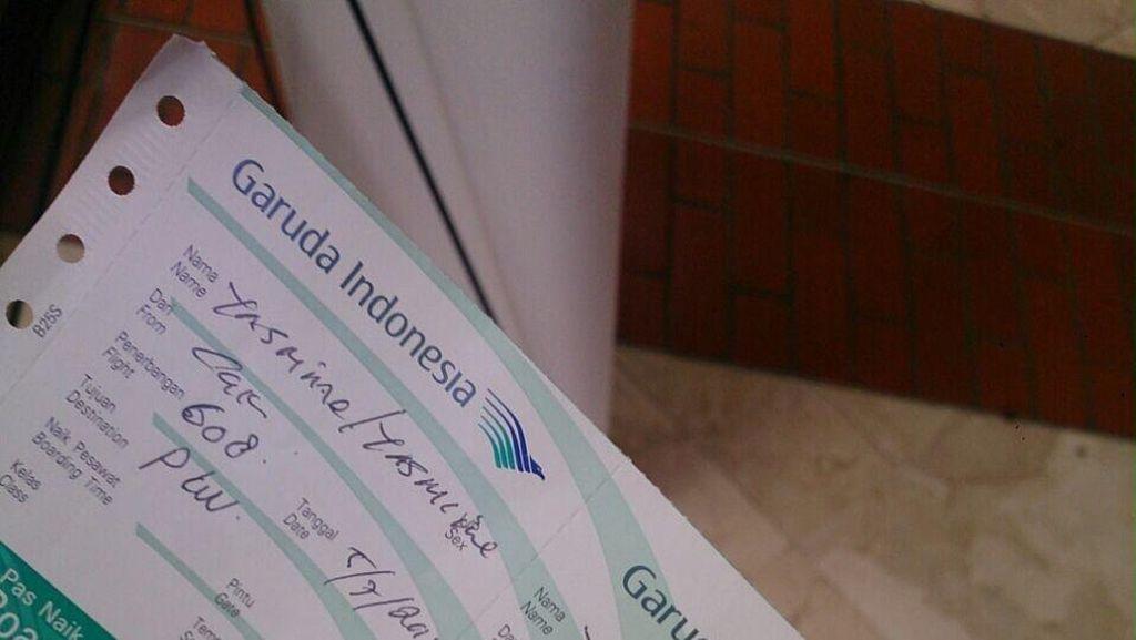 Kasus Pemalsuan Voucher Tiket, Garuda Pecat Karyawan yang Terlibat