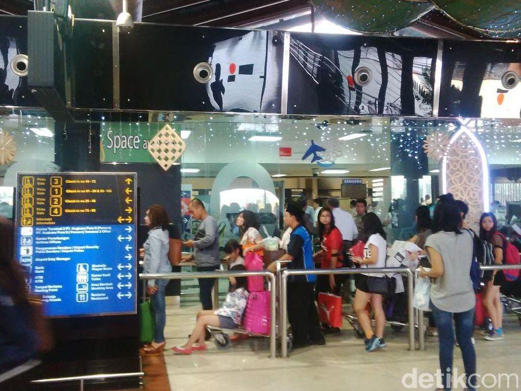 Kebakaran di Terminal Internasional, Alvin Lie Usulkan Ada Evacuation Area
