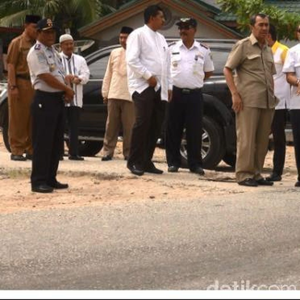 Bupati Siak Larang Mobil Dinas Dipakai Mudik ke Luar Riau