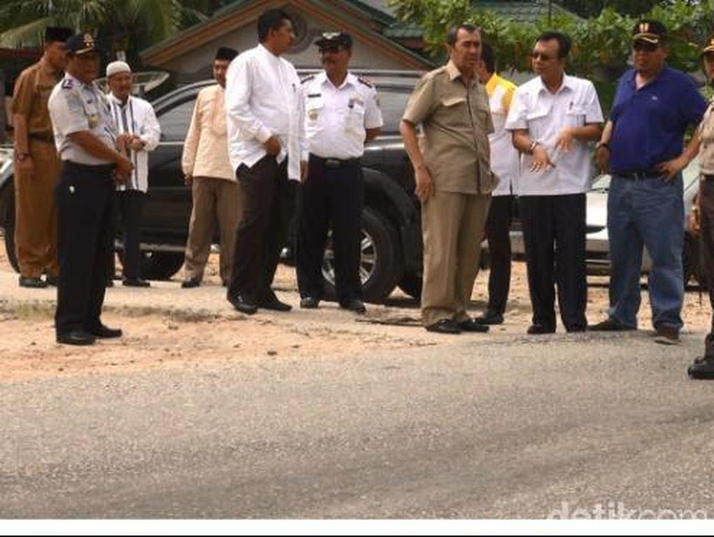 Bupati Siak Izinkan PNS Mudik Pakai Mobil Dinas Asal Tak ke Luar Riau