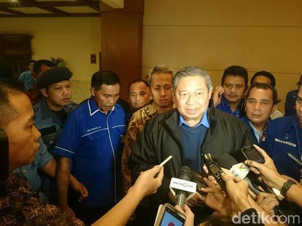 Ekonomi RI Lesu, Ini Saran SBY untuk Presiden Jokowi