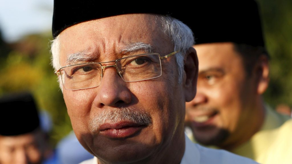 Malaysia Bekukan 6 Rekening Terkait Korupsi Rp 9 T PM Najib