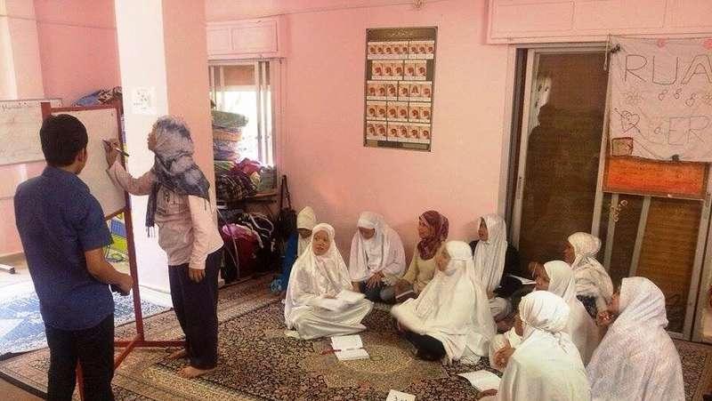 Menengok Aktivitas Ramadan Buruh Migran Indonesia di Suriah