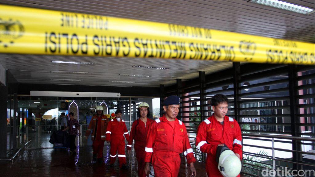 AP II Akan Beri Kompensasi ke Garuda Indonesia Terkait Kerugian Akibat Kebakaran