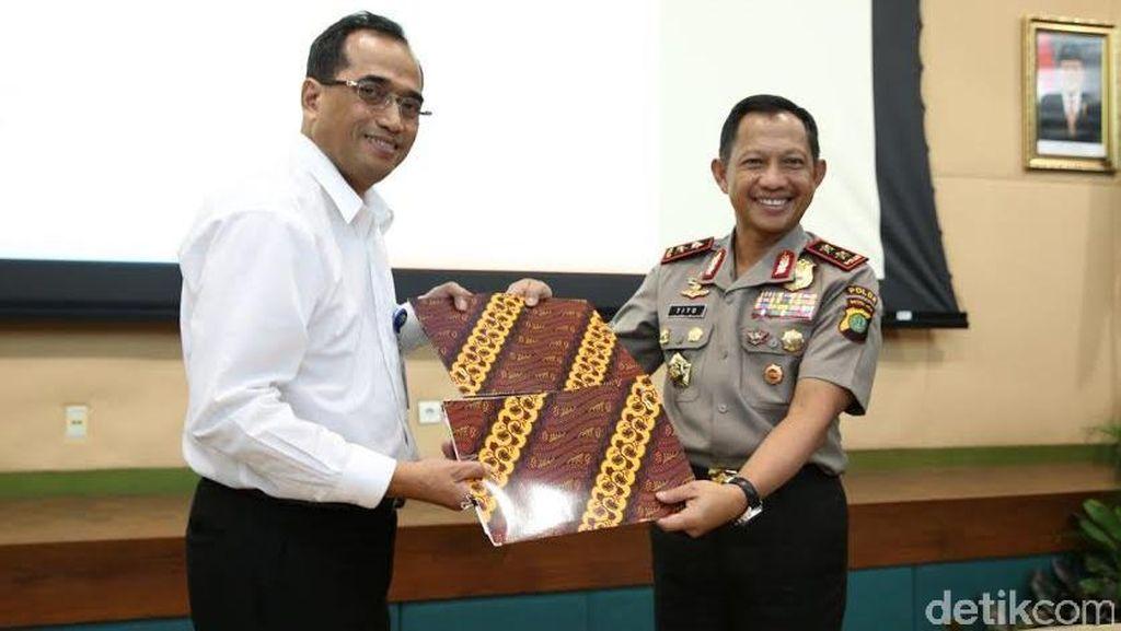 Kapolda Metro Sarankan AP II Audit Vendor-vendor
