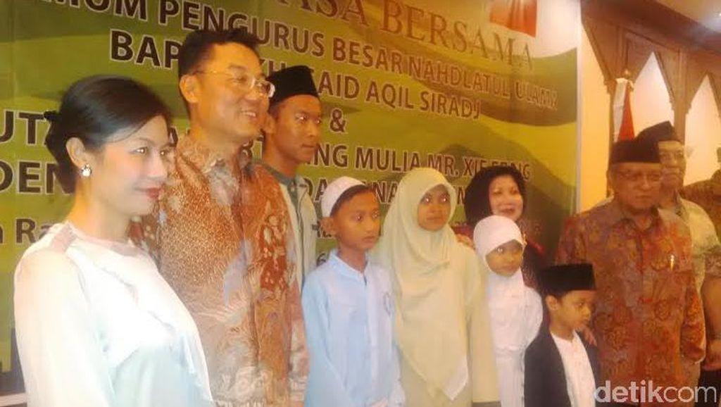 Dubes Tiongkok: Kabar Penindasan Muslim di RRT Hanya Rekaan