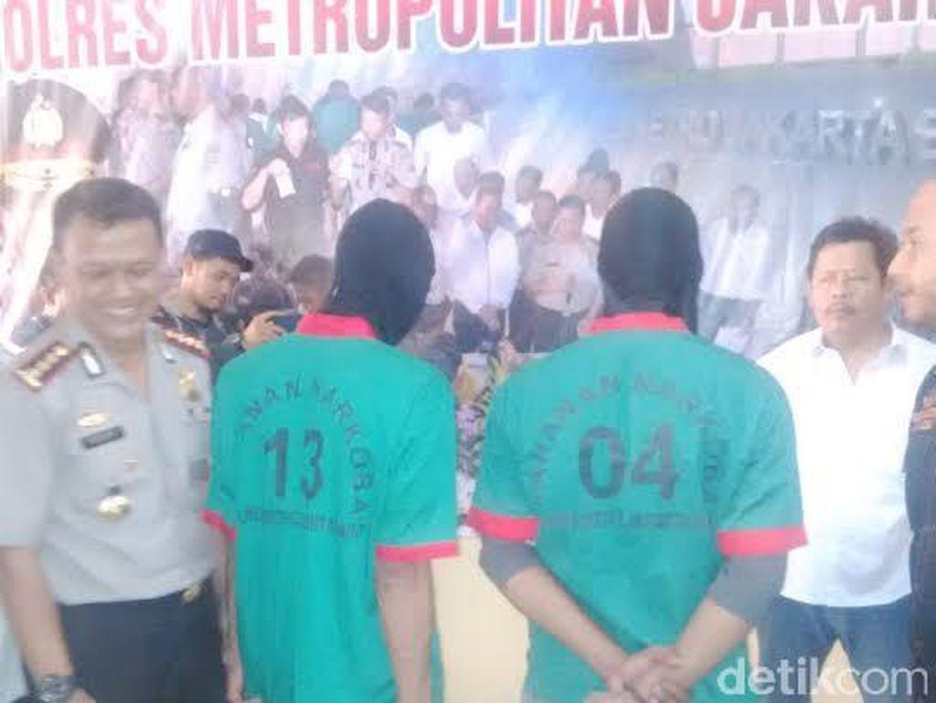 Transaksi Sabu, Anggota DPRD Kota Tangerang Dicokok Bersama Seorang Wanita