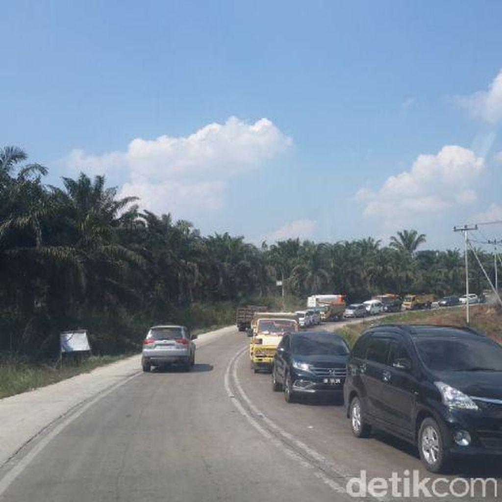Pemkab Kampar Siagakan. 24 Jam Tim Medis dan Ambulans di Posko Mudik