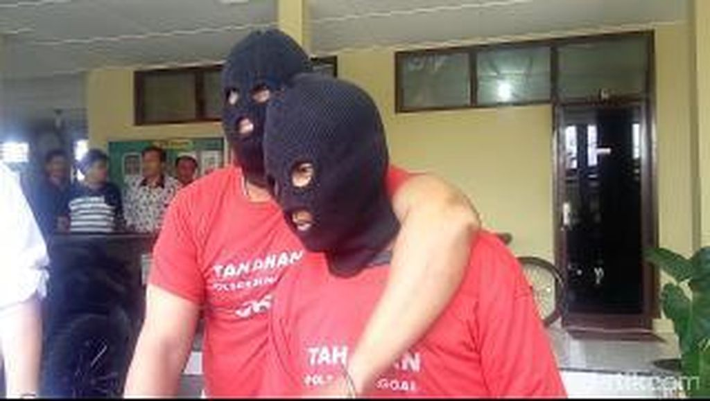 Sebulan Beraksi 11 Kali, Kawanan Rampok Spesialis Minimarket Ditembak Polisi