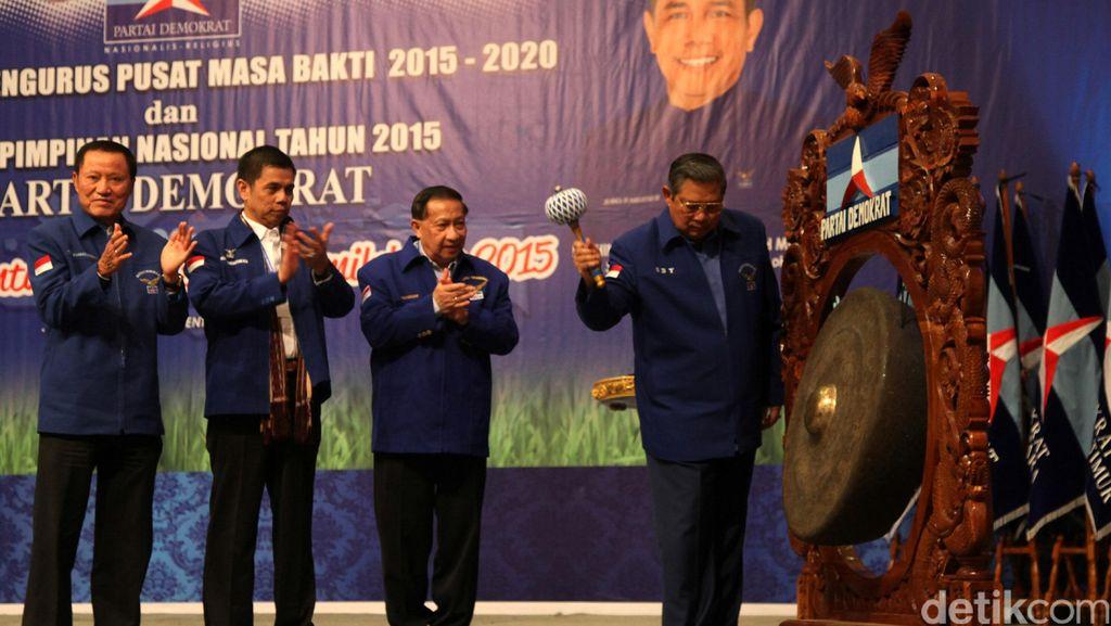 Ini Pesan SBY di Peringatan Ulang Tahun ke-14 Partai Demokrat