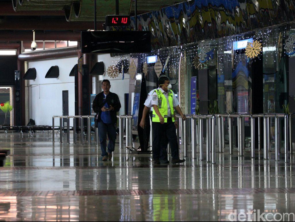 AP II: Tak Ada Alat Semprot Air Otomatis di Terminal 2 Bandara Cengkareng