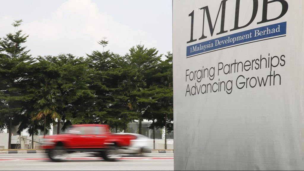 Swiss Bekukan Aset Puluhan Juta Dolar AS Terkait 1MDB