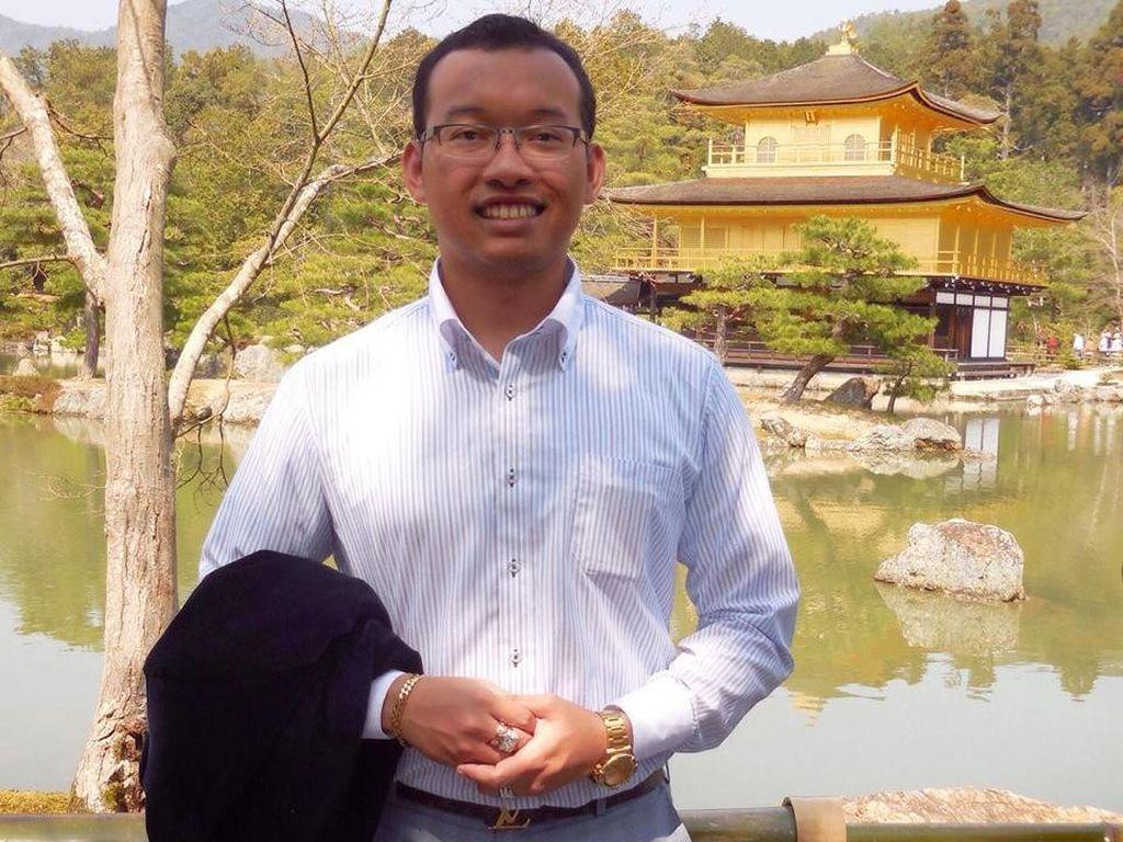 Dulu Jual Pisang Kini Miliarder, Arief Kiming Serukan Restorasi Mental