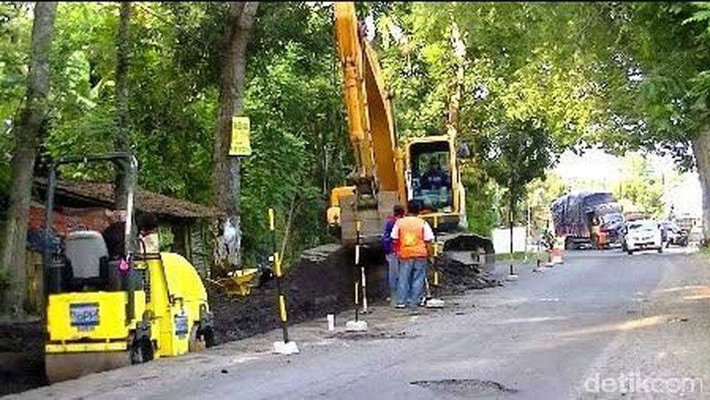 Polda Jabar Minta 4 Titik Perbaikan Jalan Dihentikan Selama Libur Panjang