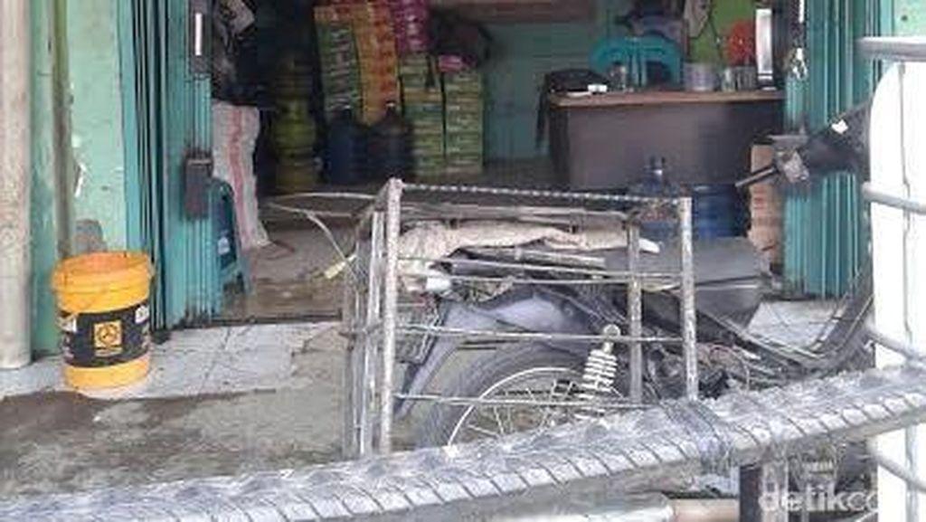 Pertamina: Kebakaran di Cibinong Bukan dari Gudang Elpiji 3 Kg