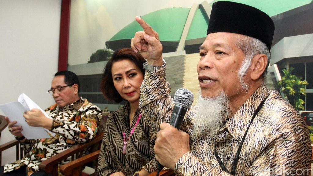 DPR Harus Teken MoU Agar Revisi Tak Hapus Kewenangan KPK
