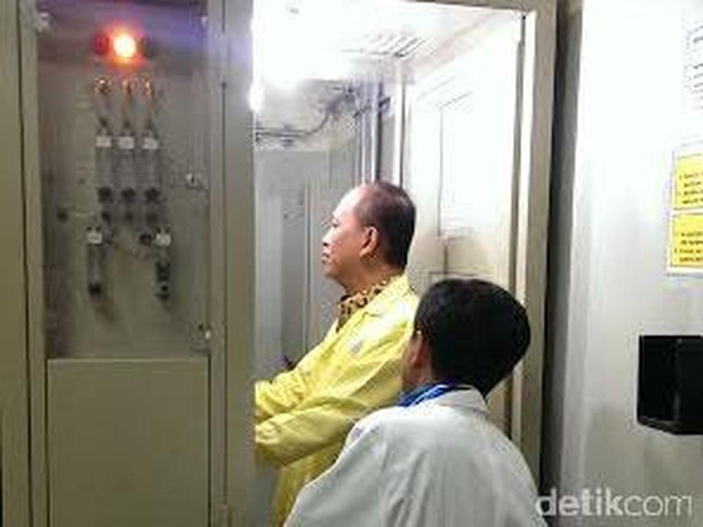 Reaktor Nuklir Pertama Indonesia Dibangun pada 1965, Diresmikan Sukarno