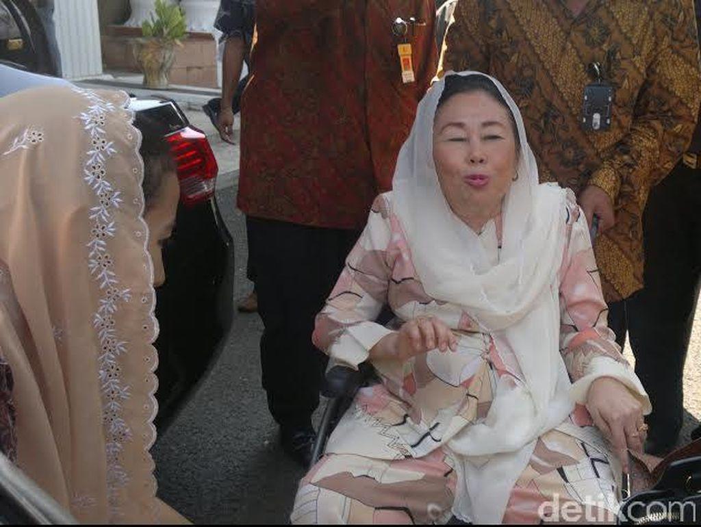 Sinta Nuriyah Minta Pemerintah Tepati Janji ke Korban Lumpur Lapindo