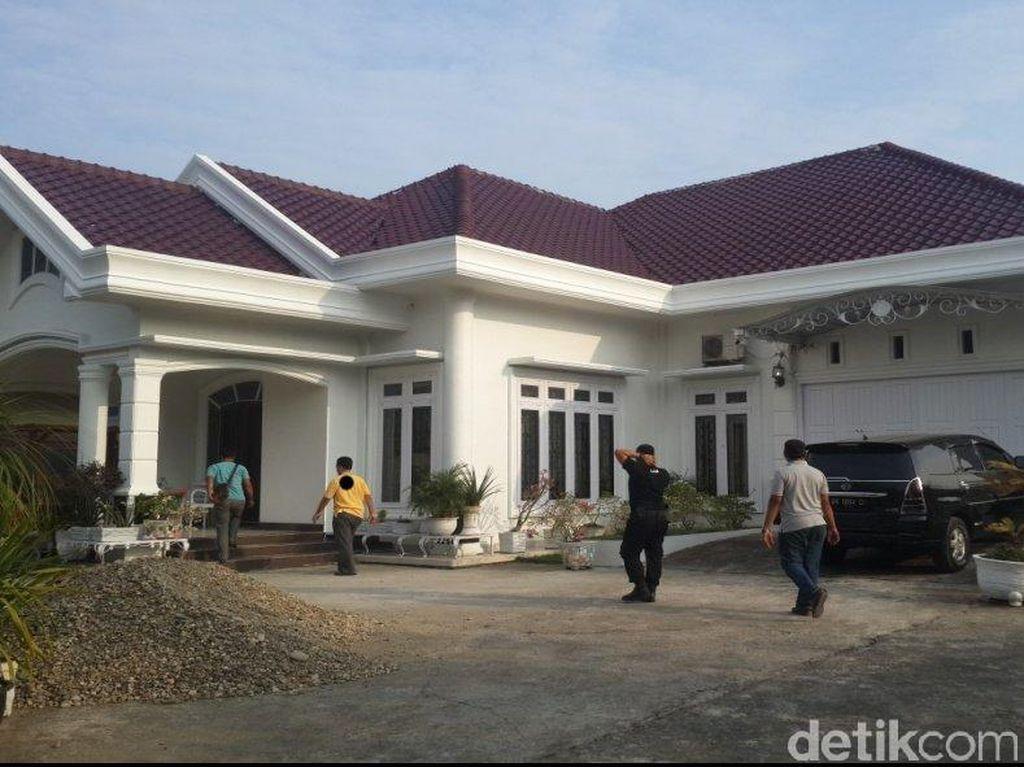 Ini Penampakan Aset Gembong Narkoba Asal Aceh