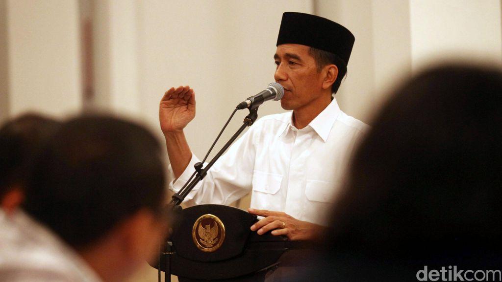 Presiden Jokowi Hadiri Peringatan Hari Keluarga Nasional di Tangsel