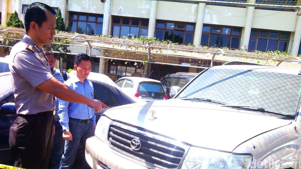 Polisi Sita 27 Mobil Hasil Penadahan Anak Mantan Pimpinan ISIS Indonesia