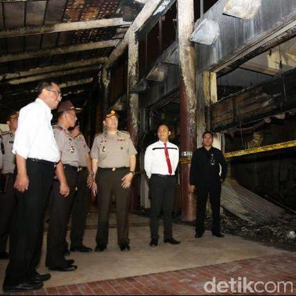 Kebakaran di Terminal 2E, Maskapai Kritik Pengelola Bandara Soekarno Hatta