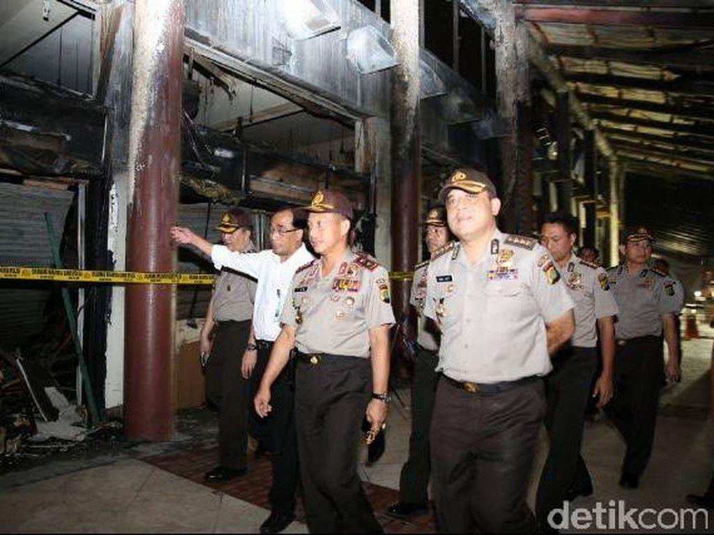 Peristiwa Kebakaran Memacu AP II Tingkatkan Manajemen Krisis di Bandara
