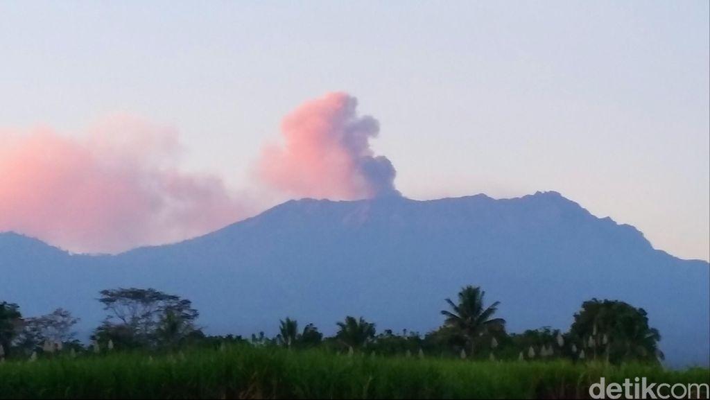 Gunung Raung Erupsi, Kemenhub Imbau Maskapai untuk Refund atau Reschedule