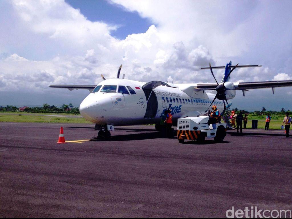 Tak Terpengaruh Letusan Raung, 2 Maskapai Tambah Penerbangan ke Banyuwangi