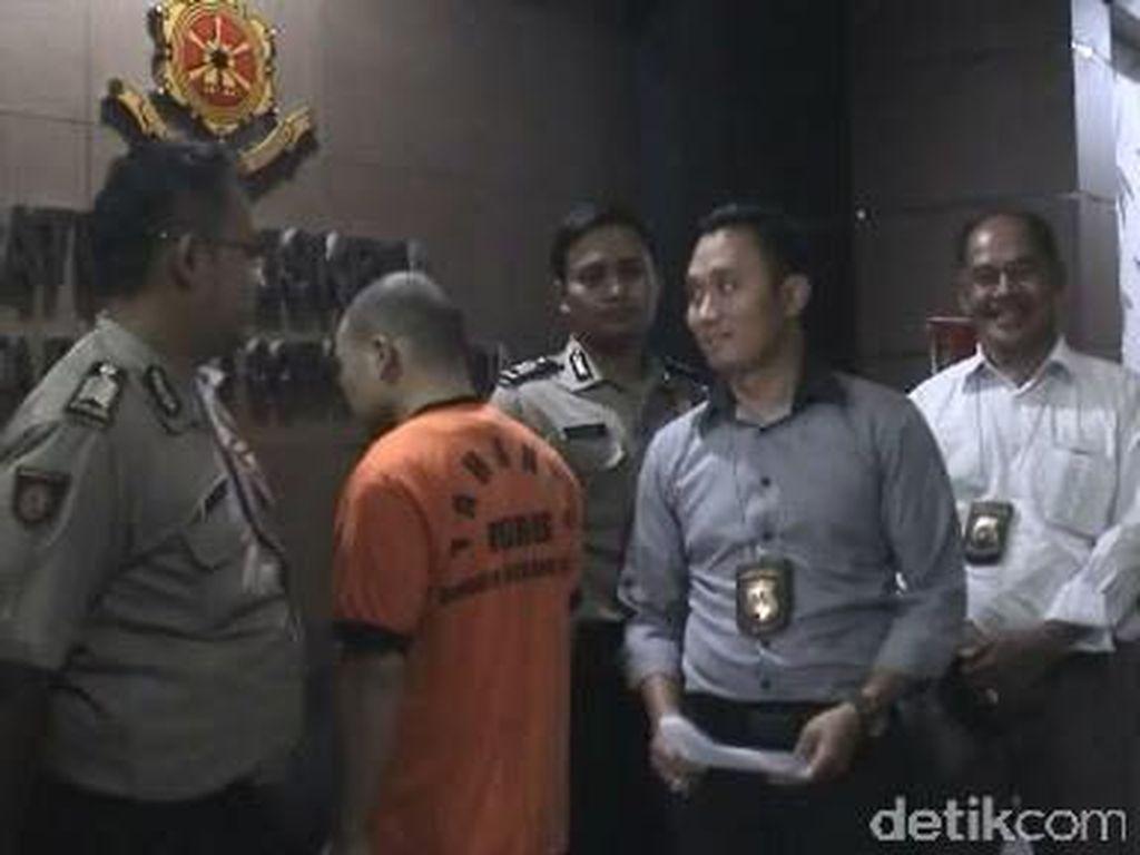 Copet Barang Penumpang di Kabin Pesawat, Pria ini Ditangkap Polisi